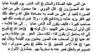 хадисы о изображениях