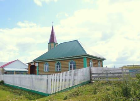 Мечеть деревни Таштимерово