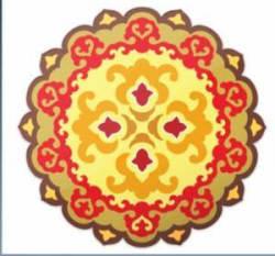 орнамент башкир