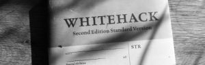 Whitehack 2nd edition