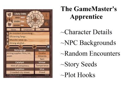 GM's Apprentice