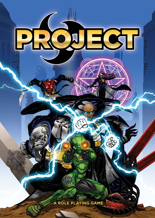 Project RPG cover