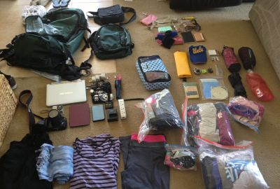 Five Tips For Pro Packing (Plus, My RTW Packing List and Tips)