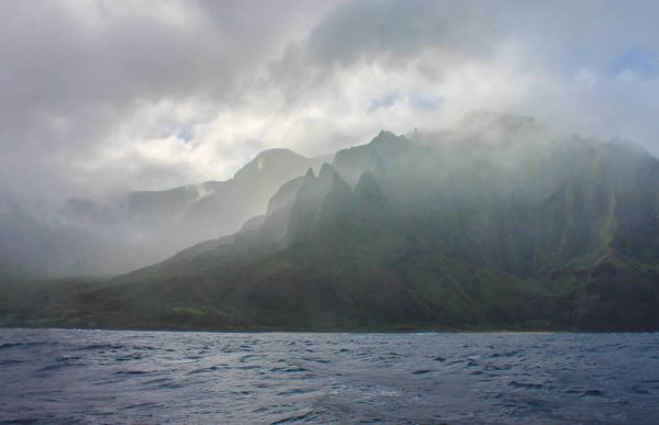 Napali Coast By Boat