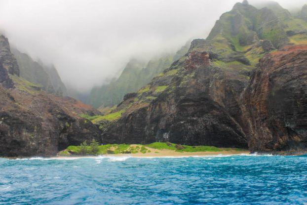 Na Pali Coast boat tour