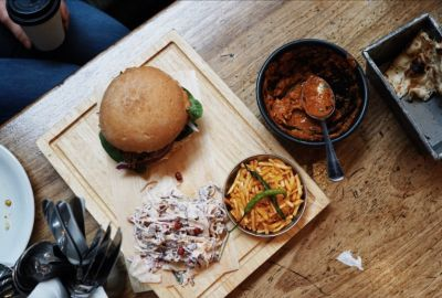 London Guide: Where to Eat
