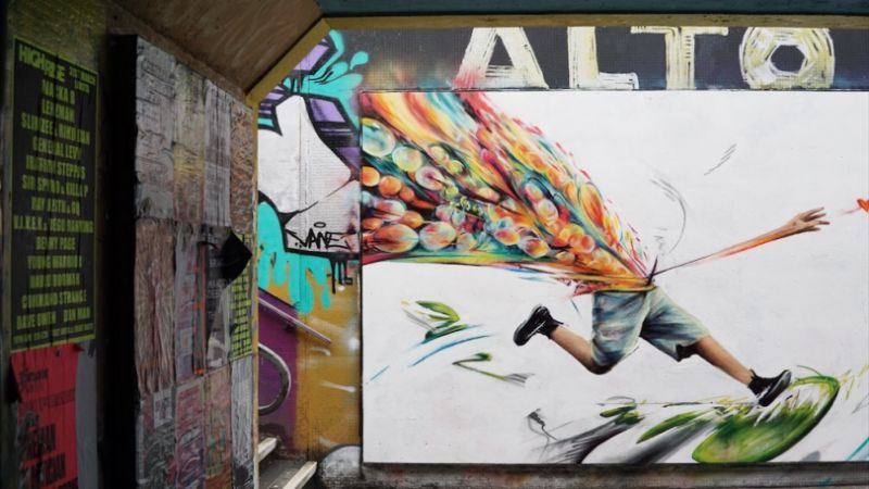 Hey Street Art Fans, Here's the One City You Need to See.