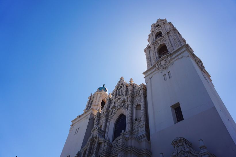 Mission Dolores, SF