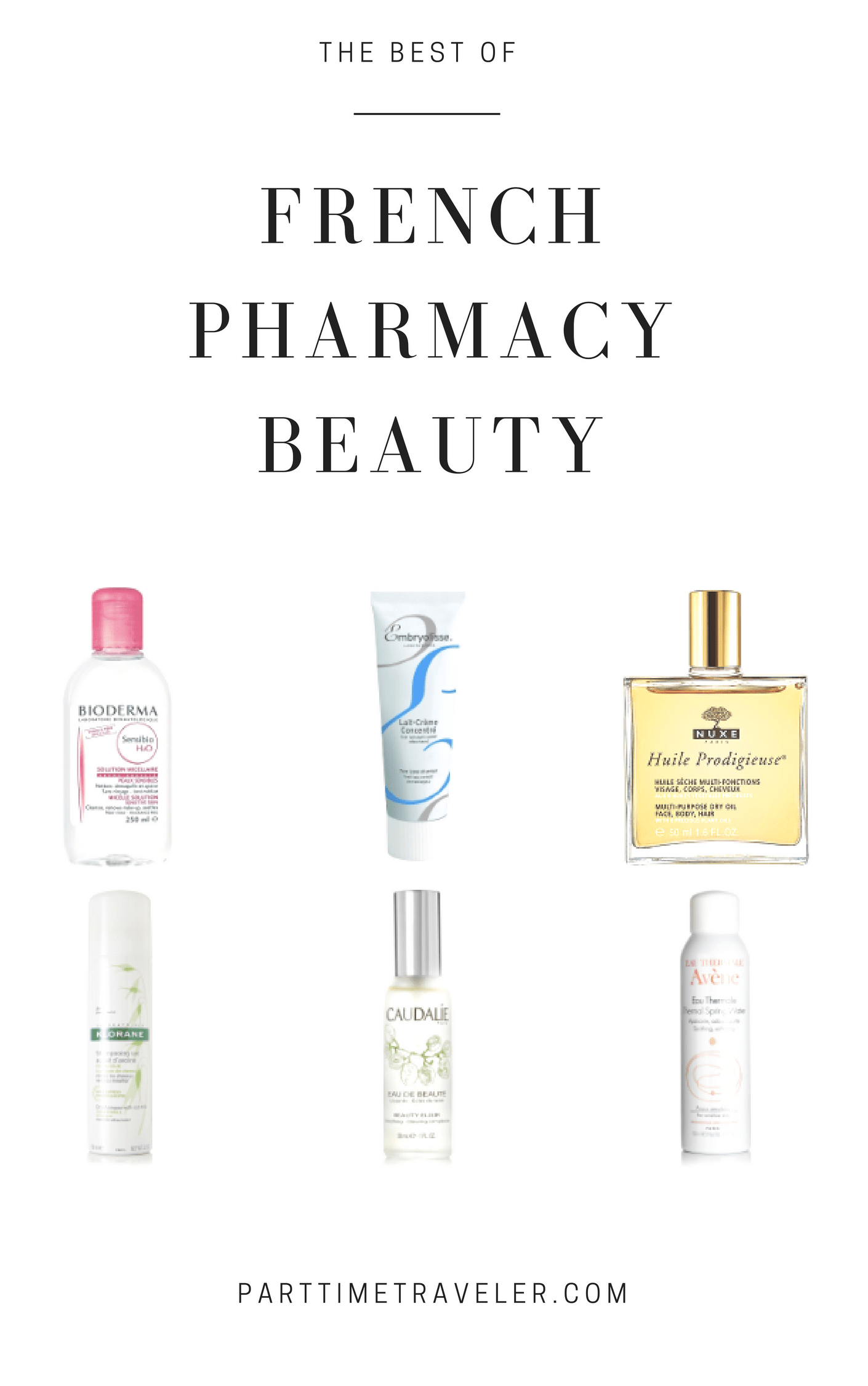 french pharmacy beauty