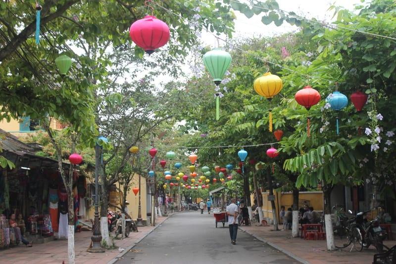 hoi an vietnam travel photo