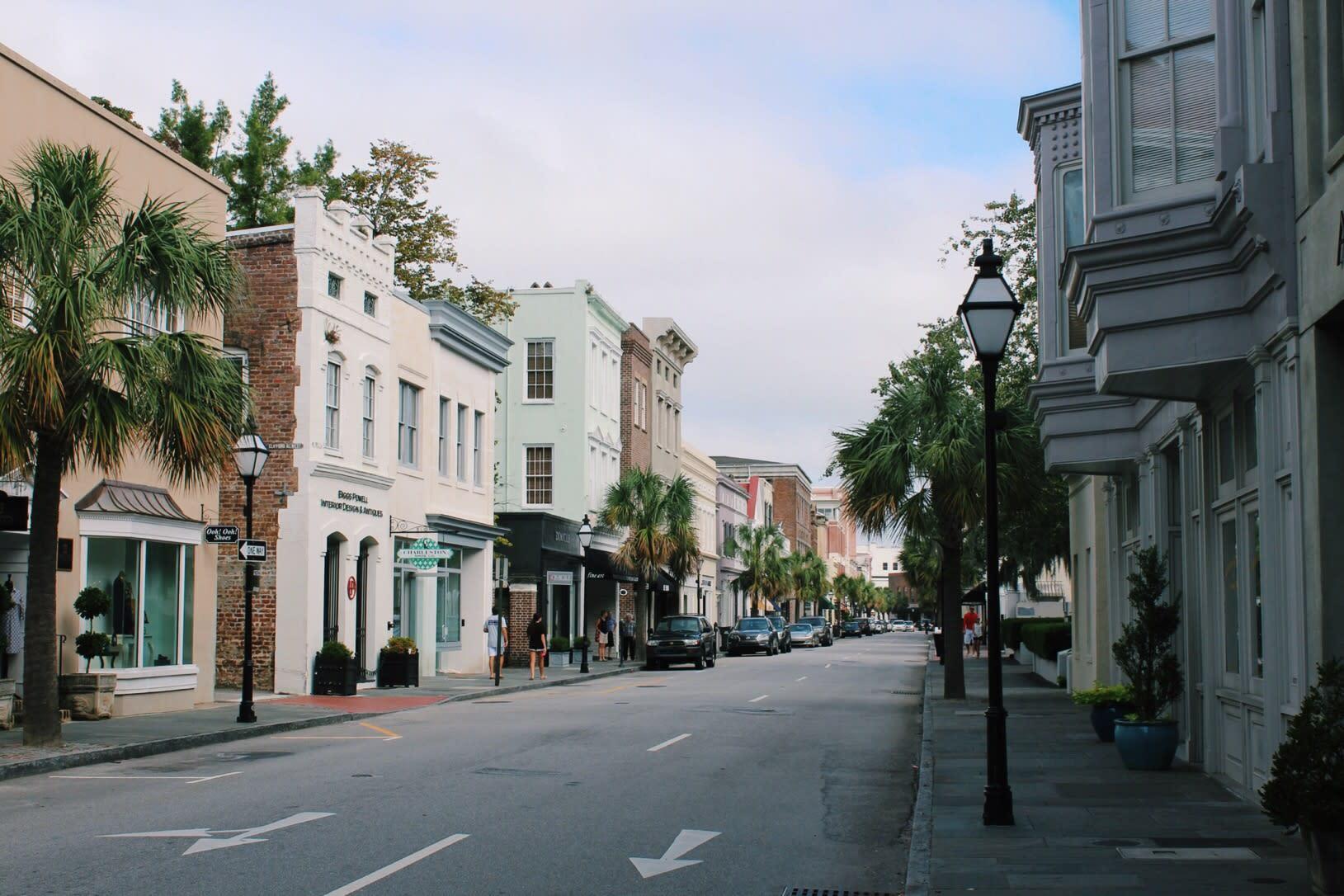 Charleston King Street