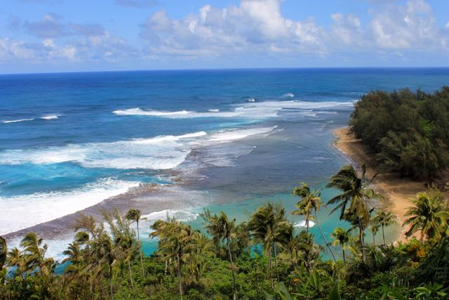 Views from Kalalau Trail, Kauai