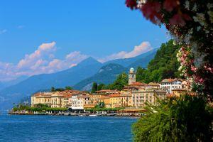 View of Bellagio, Lake Como