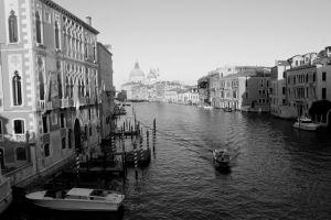 Venice Black and White Photos