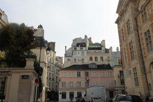 St Germain des Pres, Paris