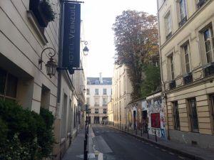 Hotel Verneuil, Paris