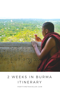burma_myanmar itinerary