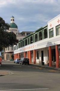डाउनटाउन नेपियर, न्यूजीलैंड