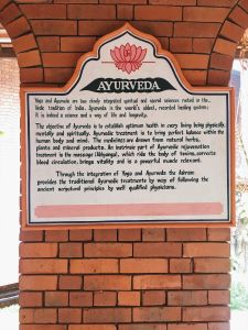 ashram ayurveda