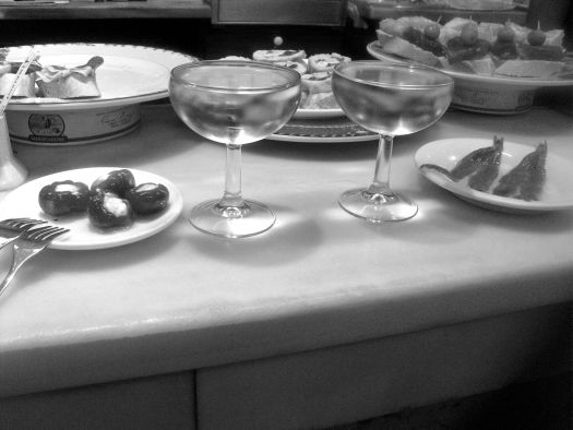 Tapas in Black and White
