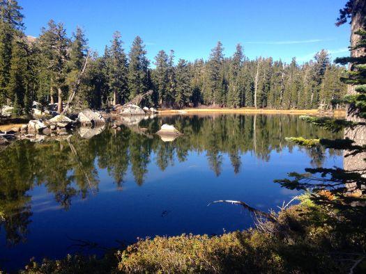 Five Lakes Trail - Tahoe
