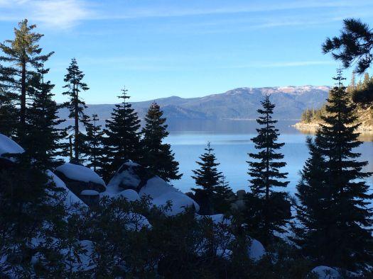 Winter at Lake Tahoe