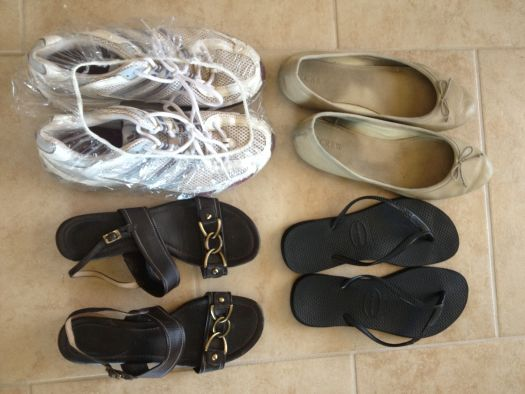 Travel Shoes for any country