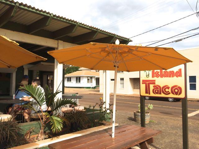 Island Taco, Waimea, Kauai