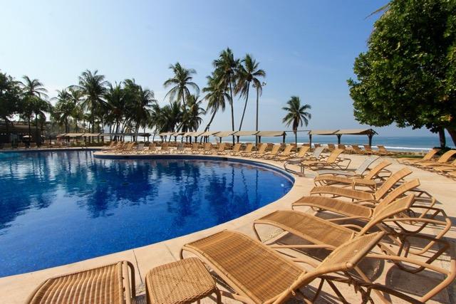 Pool at Fairmont Pierre Marquez, Acapulco