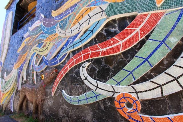 Diego Rivera mural Acapulco
