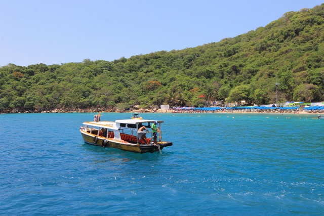 Roqueta Island