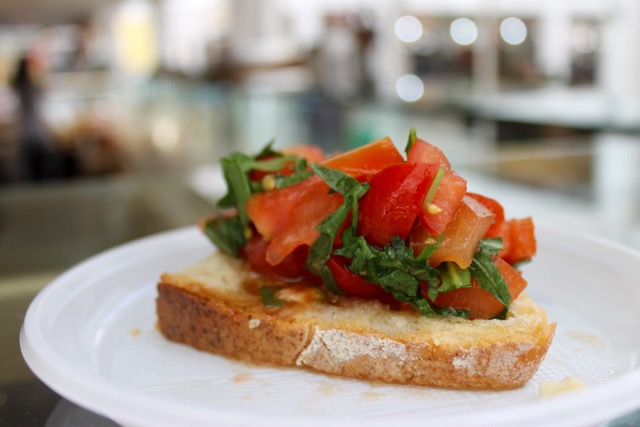 Bruschetta in Rome