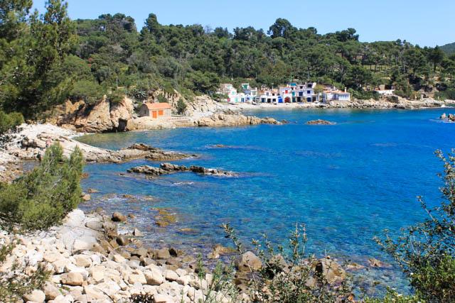 Palafrugell coast