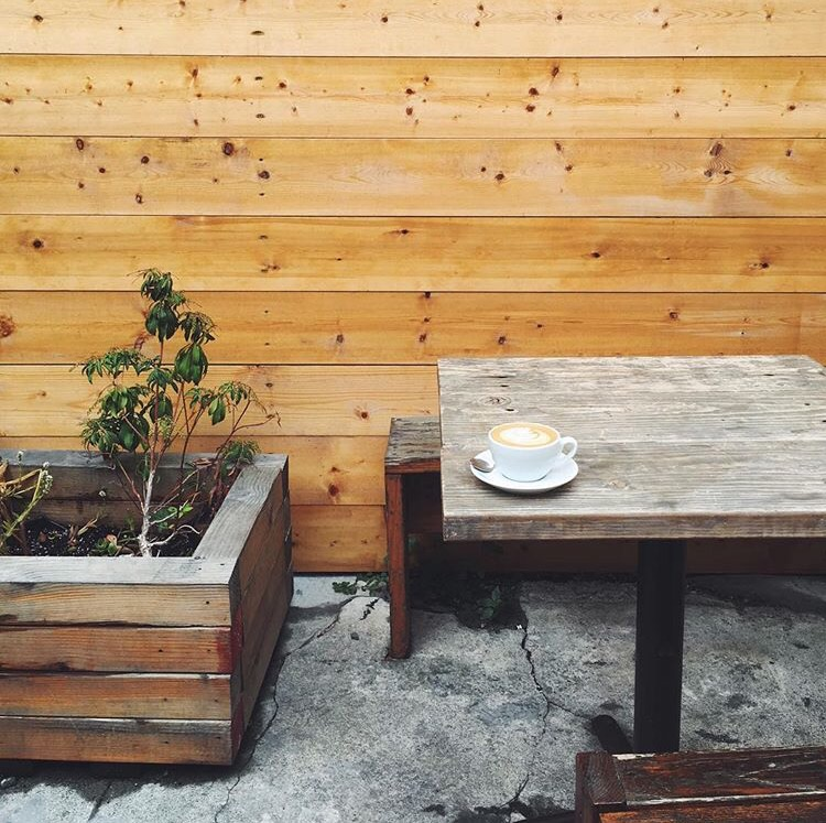 Where to Work Remotely in San Francisco, Haus Coffee shop in the Mission District