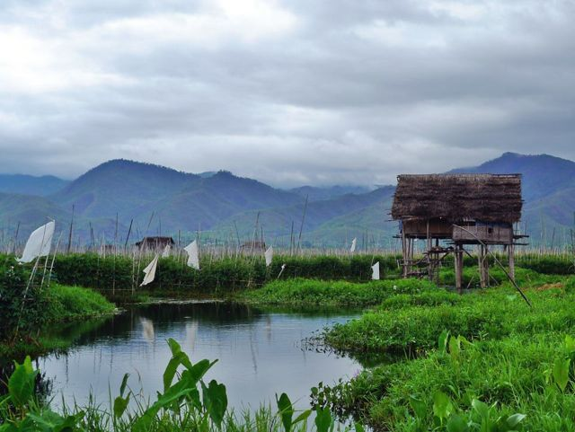 travel to Inle Lake, Burma