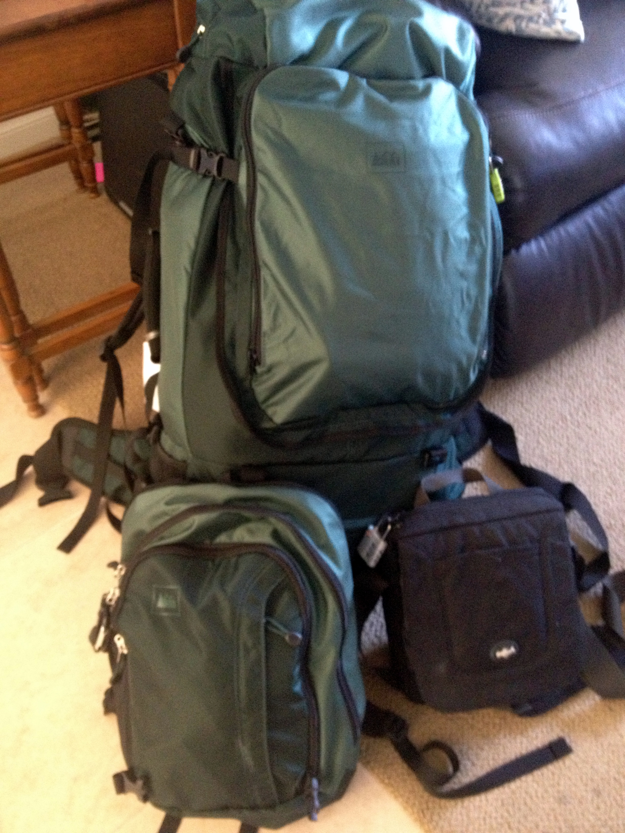The best backpack for long-term travel