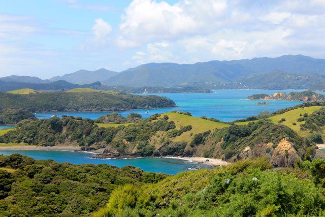 द्वीपों की खाड़ी, न्यूजीलैंड