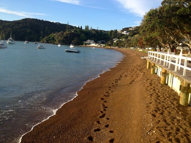 Russell, Bay of Islands, New Zealand