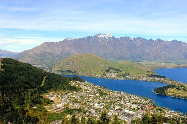 क्वीन्सटाउन, न्यूजीलैंड
