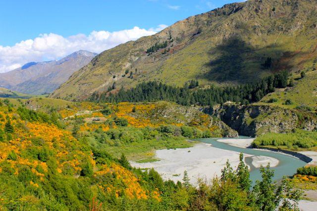 शॉटोवर घाटी, न्यूजीलैंड