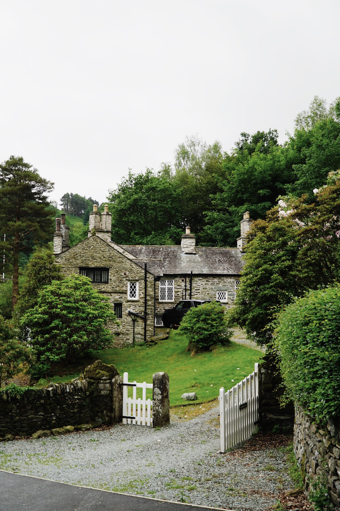 North England beautiful houses