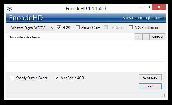 EncodeHD