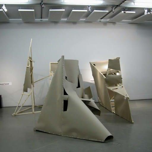 ...war Ein Zweites Projekt Mit Der Malerin Antje Vega. Dabei Wurde Ein  Flussabschnitt Der Tauber In Bild, Skulptur Und Ton Dokumentiert Und  Bespielt.