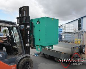 38 kVA Cummins Silent Diesel Generator