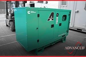 cummins 33 kva diesel generator for electrical contractor