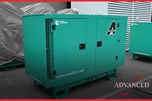 cummins silent diesel generator