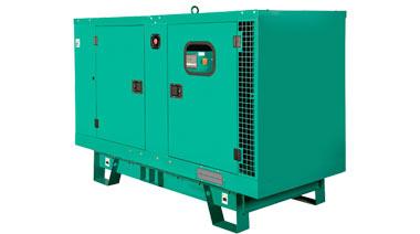 Cummins C22D5 Diesel Generator