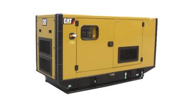 Caterpillar DE50E0 50 kva diesel generator