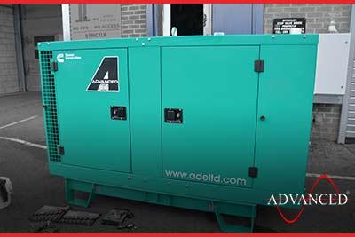 33kVA cummins diesel generator