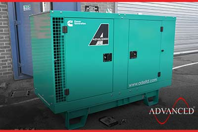 33Kva Cummins enclosed diesel generator